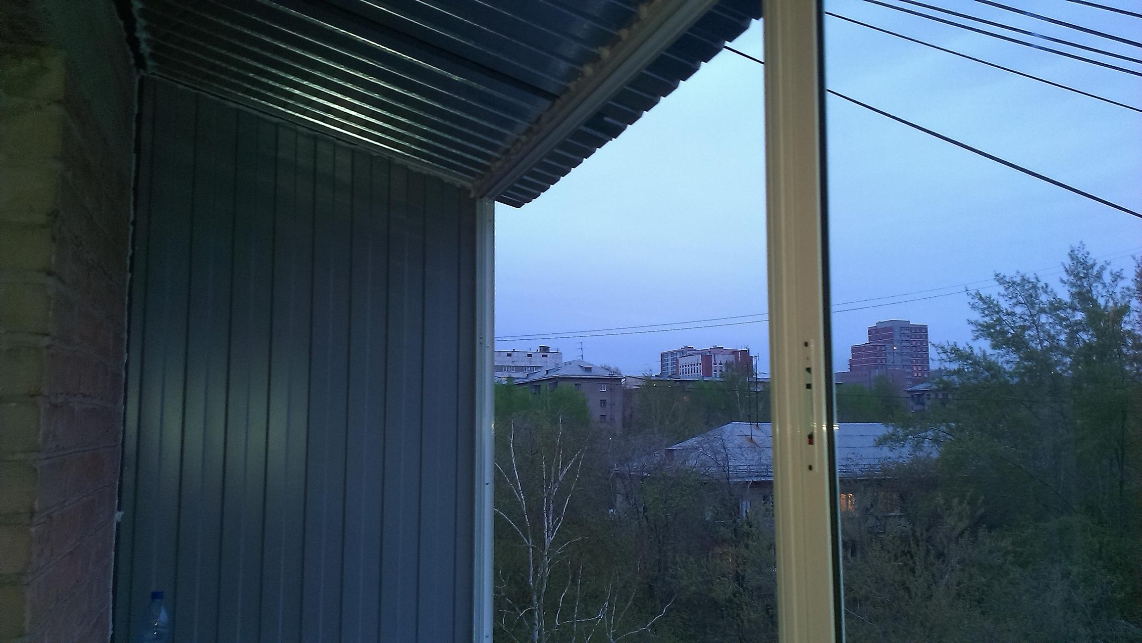 Холодное остекление балконов - евроокна партнер - по отлично.