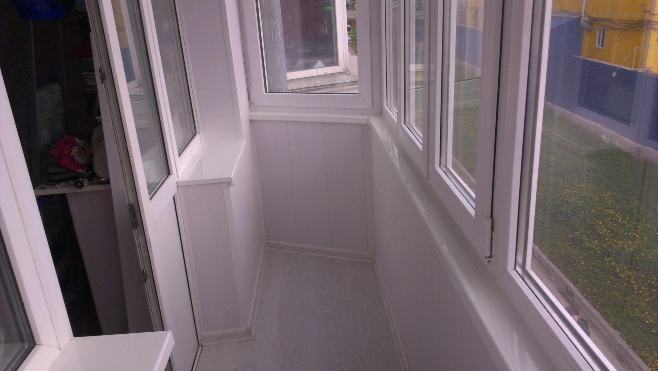 Теплое остекление балконов и лоджий - евроокна партнер - по .